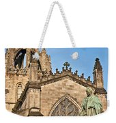 St Giles Cathedral  Edinburgh Weekender Tote Bag