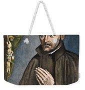 St. Ignatius Of Loyola Weekender Tote Bag