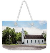 St. Margaret Catholic Church - Springfield Louisiana Weekender Tote Bag