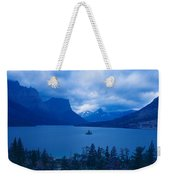 St. Mary Lake, Glacier National Park Weekender Tote Bag