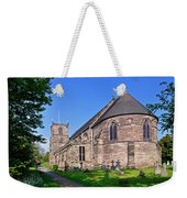 St Mary's Church - Tutbury Weekender Tote Bag