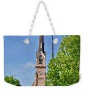 St. Matthew's German Evangelical Lutheran Church Weekender Tote Bag