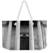 St Paul Cathedral Weekender Tote Bag