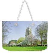 St Peter's Church - Stapenhill Weekender Tote Bag