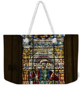 Stained Glass - Cathedral Of Seville - Seville Spain Weekender Tote Bag