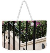 Stairs And Rails Weekender Tote Bag