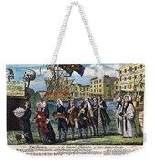 Stamp Act: Repeal, 1766 Weekender Tote Bag