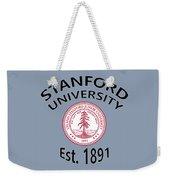 Stanford University Est. 1891 Weekender Tote Bag