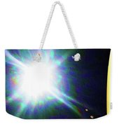 Star Burst  Weekender Tote Bag