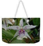 Star Flower Weekender Tote Bag