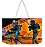 Star Wars Invasion Weekender Tote Bag