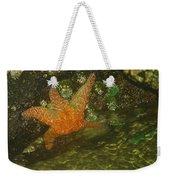Starfish Weekender Tote Bag