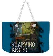 Starving Artist Weekender Tote Bag