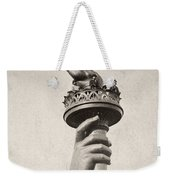 Statue Of Liberty, 1876 Weekender Tote Bag