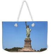 Statue Of Liberty New York America July 2015 Photo By Navinjoshi At Fineartamerica.com  Island Landm Weekender Tote Bag