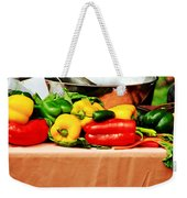 Still Life - Vegetables Weekender Tote Bag
