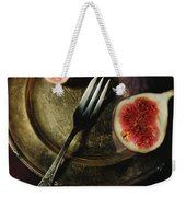 Still Life With Fresh Figs Weekender Tote Bag