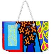 Still Life With Henri Matisse's Verve Weekender Tote Bag