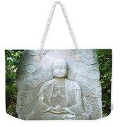 Stone Buddha  Weekender Tote Bag