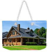 Stone Church Weekender Tote Bag