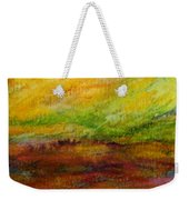 Storm At Sunrise Weekender Tote Bag
