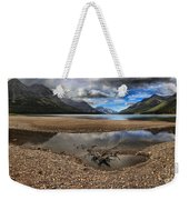Storms Over Upper Waterton Lake Weekender Tote Bag