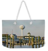 Strathmere New Jersey Weekender Tote Bag