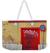 Street Art In Palma Majorca Spain Weekender Tote Bag