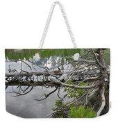 String Lake Reflection Weekender Tote Bag