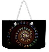 String Of Diamonds Weekender Tote Bag