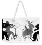 String Quartet, C1935 Weekender Tote Bag