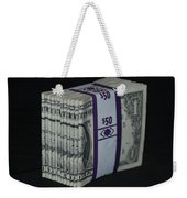 Stripper Stack Weekender Tote Bag