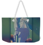 Strong And Gentle Weekender Tote Bag