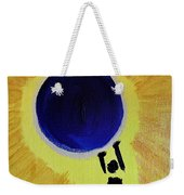 Stronger Than The World On My Shoulders Weekender Tote Bag