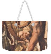 Study For The Martyrdom Of St Symphorien 1834  Weekender Tote Bag