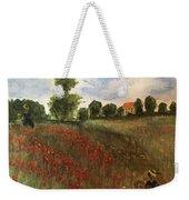 Study Of Monet Weekender Tote Bag