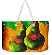 Study Of Two Pears Weekender Tote Bag