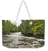 Sturgeon River Weekender Tote Bag