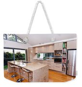 Stylish Modern Kitchen Weekender Tote Bag