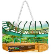 Subway Station 2 Weekender Tote Bag