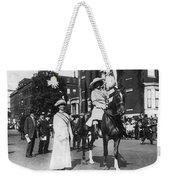 Suffragettes, 1913 Weekender Tote Bag