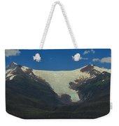 Sumdum  Glacier Weekender Tote Bag