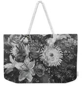 Summer Magic, Floral Bouquet Weekender Tote Bag