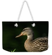 Summer Nature Weekender Tote Bag