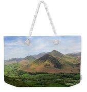 Summer, The Newlands Valley, Lake District National Park Weekender Tote Bag