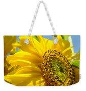 Sunflowers Art Prints Sun Flower Giclee Prints Baslee Troutman Weekender Tote Bag