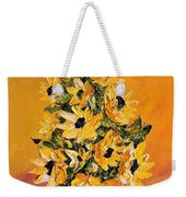 Sunflowers For You Weekender Tote Bag