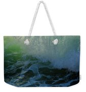 Sunlight And Surf Weekender Tote Bag