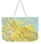 Sunny Blooms 3 Weekender Tote Bag