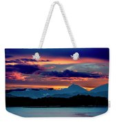 Sunrise Over Uruguay Weekender Tote Bag